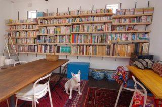 読書好きにはたまらない 本棚の実例の画像